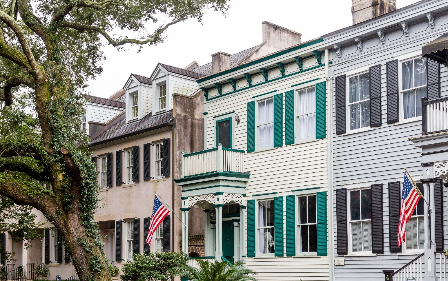 charleston historic houses